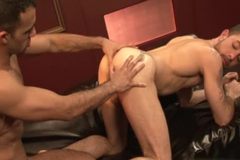 enormous 10-Pounder homosexual ass sex With goo flow