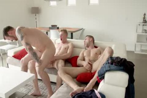 Mark long & Roman Todd & Ty Thomas Flip-flop