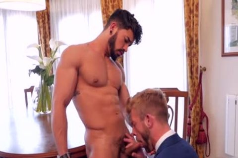 Sleazy latin homosexual sex