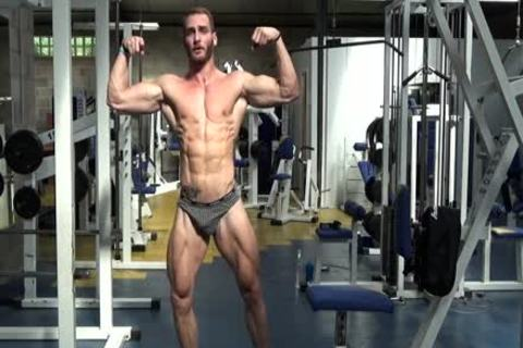Lean Muscle Worship