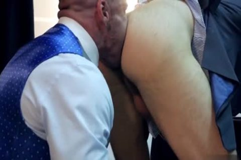 Latin homosexual butt bang With ejaculation