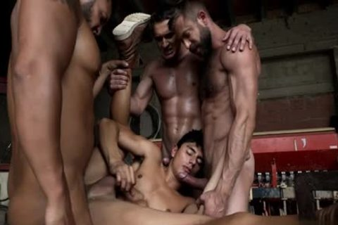large dick homo Dap And Facial