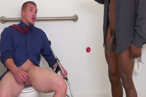 gigantic cock gay oral stimulation With Facial