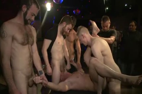 Muscle homo bound And sex cream flow