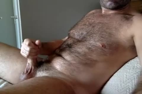 hairy Male