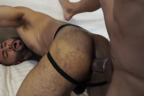 Muscle homosexual butthole job With Facial love juice