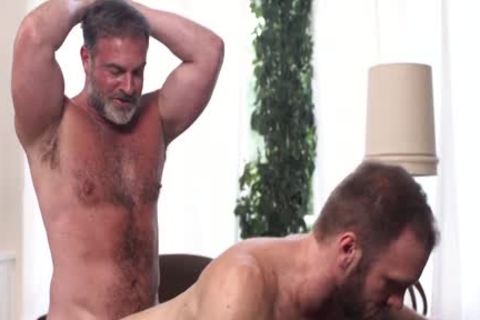 MormonBoyz - Bearded Daddy acquires A admirable fucking