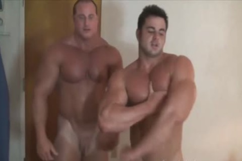 Frank And SXXL Wrestle