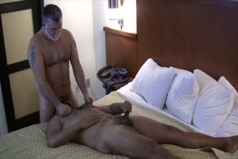 Lance And LW pound bare
