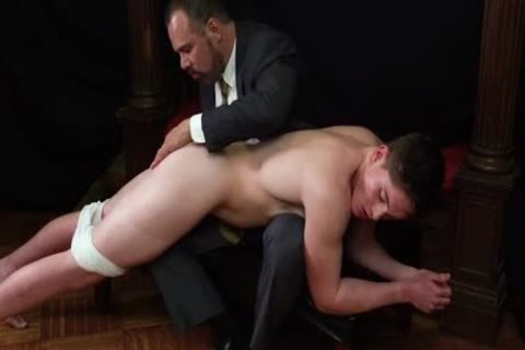 Discipline The Mormon boy