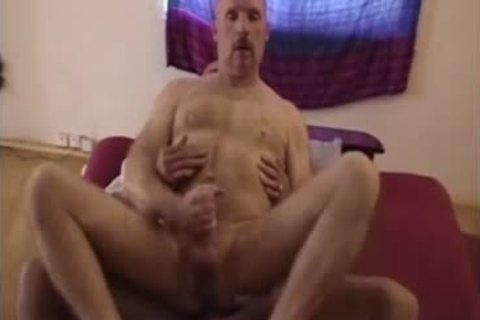 dad's Interracial bare Sextape