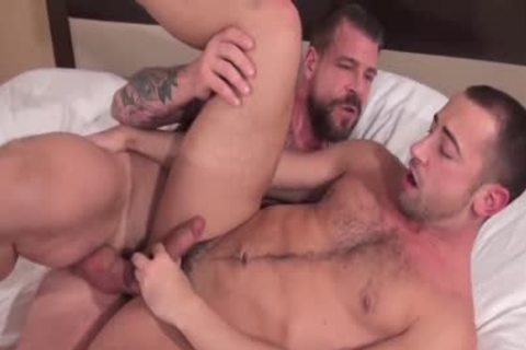 Rocco Steele bone Donnie Dean (unprotected)