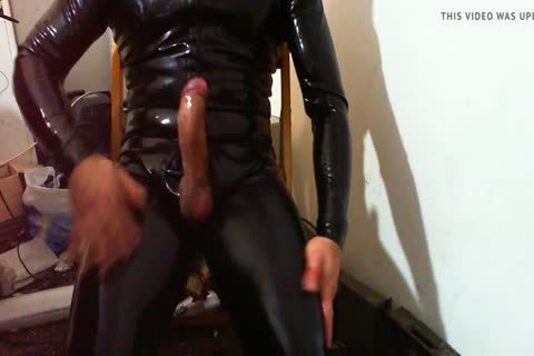 Full Latex ramrod Pump