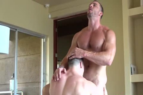 Amazingly str8 FIT jocks Have wild Muscle Sex & nail HARD!