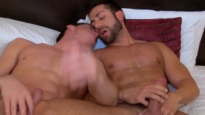 Tender - Jace Tyler with Valentino Medici anal Love