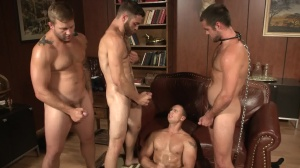 Trying Out The Goods - Tommy Defendi & John Magnum anal Nail