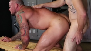 Confessions Of A Straight chap - Sean Duran, Jackson Traynor butthole Love