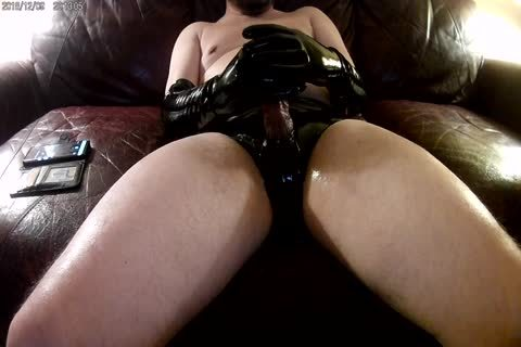 recent Elbow Length dark Latex Gloves And pants!!!