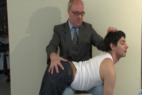 thrashing Step Daddy 1