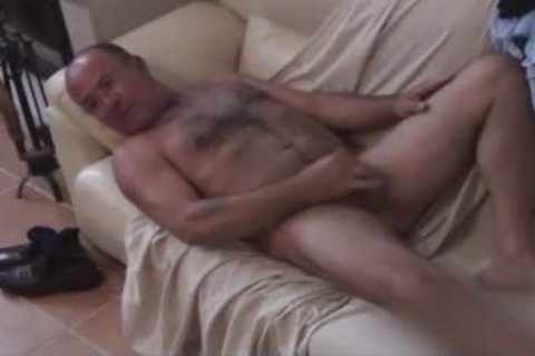 Daddy's Relax After Work