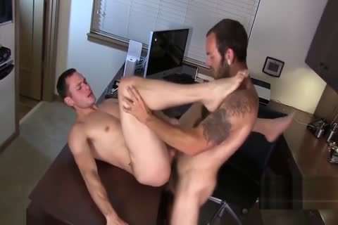 monstrous monstrous weenie nailing attractive lusty man