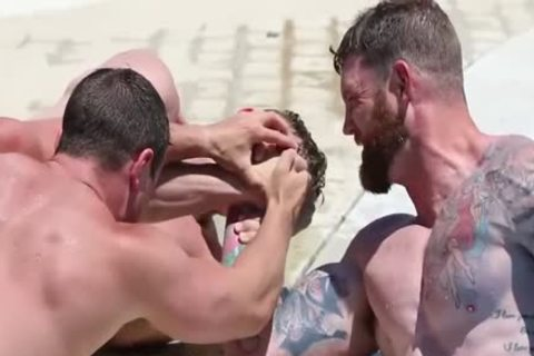 naughty Ring Wrestling