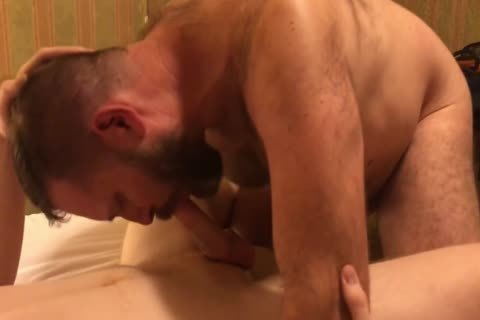 Soft Ginger boy And hairy Hard daddy Getting Ready