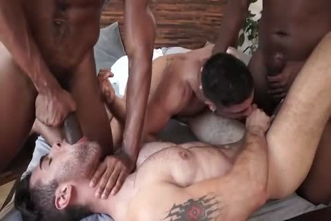 Incredible Hunger For raw cock