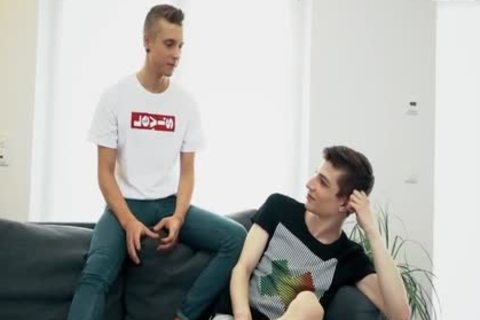 bare teens – Chapter 1 – Peter Polloc & Rodion Air