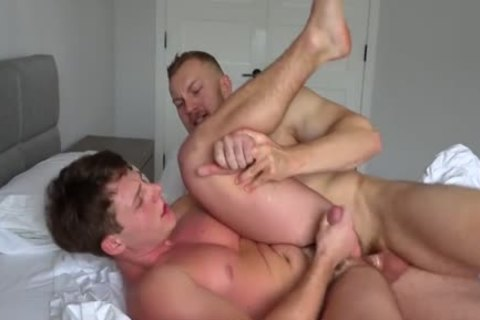 25yo Rugged Ripped dong ALPHA ploughs delicious chap With amazing Body!