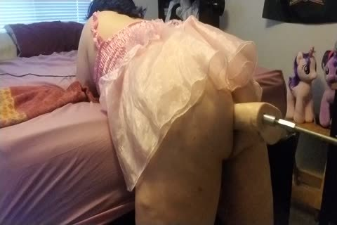 Sissy April Diamond Daily banging 4