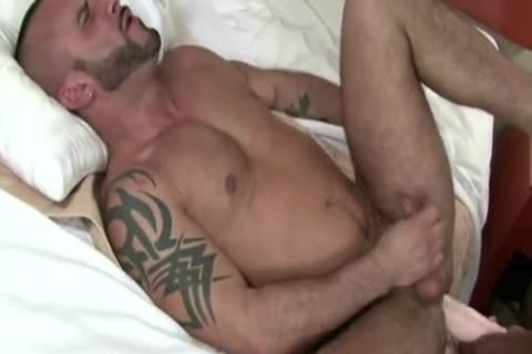 Verbal Marco Getting drilled bare