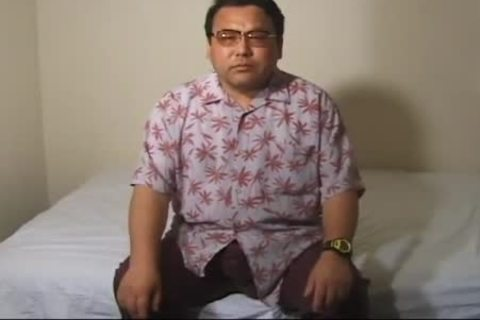 Japanese Daddy large Belly
