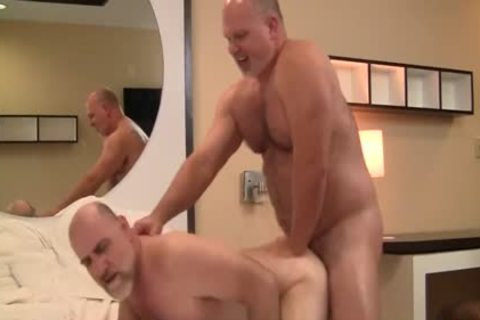 Daddy Bears Wade Cashen And Adam Morgan