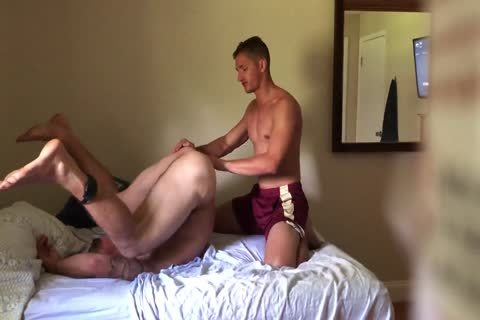 A Hard raw fucking With Bryce & Hunter