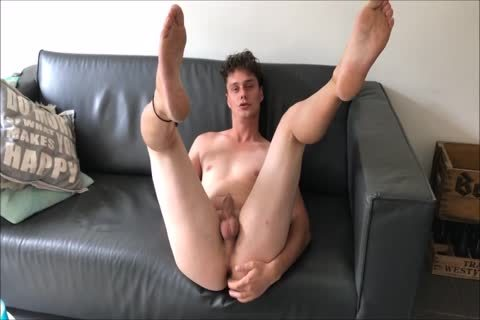 old lad Satisfies young chap In POV