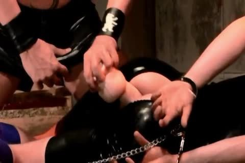 dildos Rubber Pissing And plowing bare