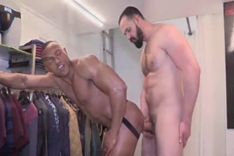 raw ShopaSexual With AndyOnassis & SantiSexy