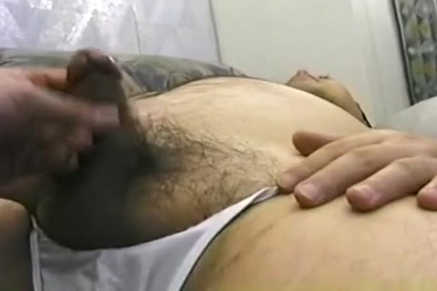 fat asian guy Getting oral From A friend
