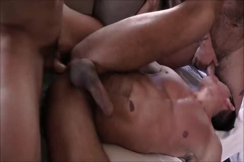 sleazy Spanish raw three-some With Daddies And sleazy Hunky Son