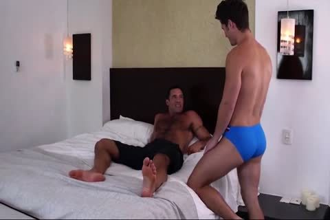 homosexual bare Sex With Cumswapping
