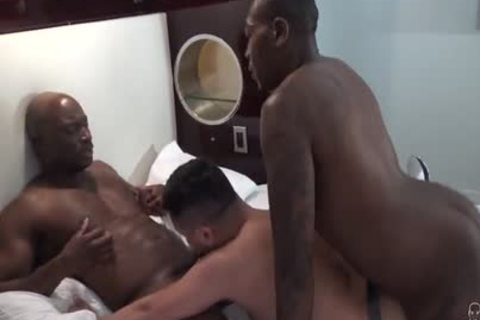 asian Barefucked By Four black males