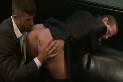 Adam Killian Takes Off His Suit To bone A Hunk.mp4