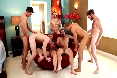 hot Straight Hunks In fuckfest