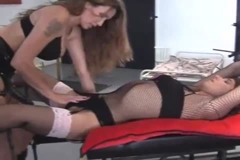 non-professional Cd strapped Love Her nylons