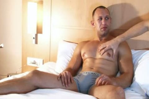 str8 man In A gay Porn In Spite Of Him : Igor My Gym Trainer