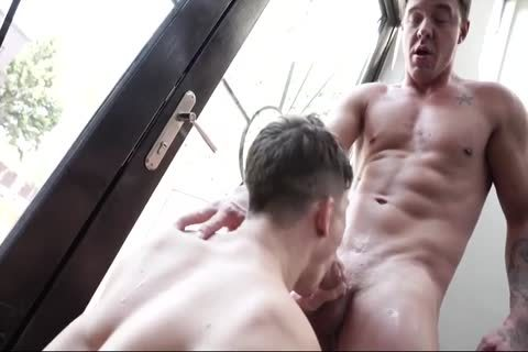 College boys receive Dared To insert A cock