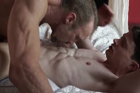 Massage twink receives Barebacked By Daddy