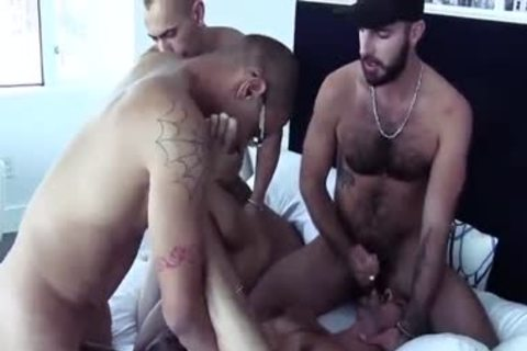 Horniest Foursome
