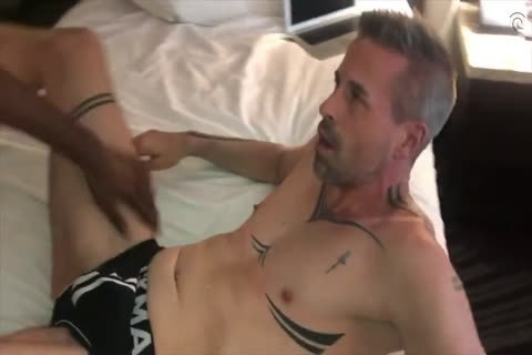 Ryan Spade BBC group gangbang With Blaine Porter & Jaxo